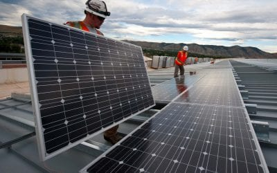 Details About City of Cincinnati's Massive Solar Array Announced
